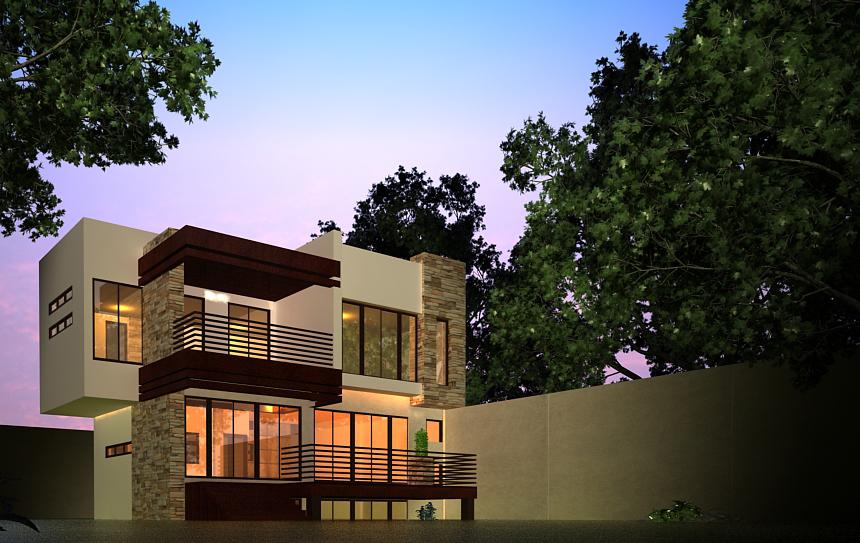 Villa No.2