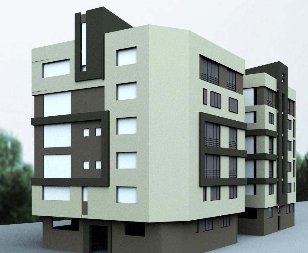 Toranj Residential Building